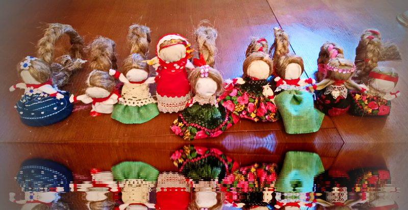 Мастер-класс по куклам-оберегам «Счастье» | 2019